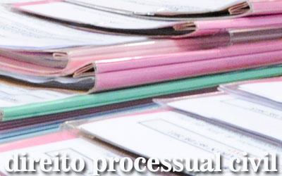 Artigos de Direito Processual Civil