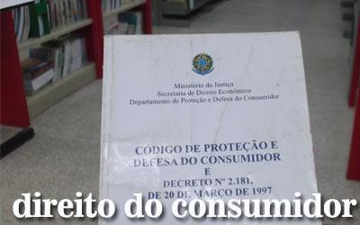 Artigos de Direito do Consumidor