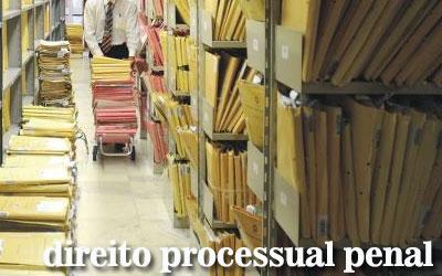 Artigos de Direito Processual Penal